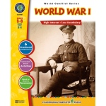 Classroom Complete Regular Education Social Studies Book: World War I, Grades - 5, 6, 7, 8