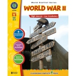 Classroom Complete Regular Education Social Studies Book: World War II, Grades - 5, 6, 7, 8