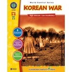 Classroom Complete Regular Education Social Studies Book: Korean War, Grades - 5, 6, 7, 8