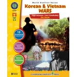 Classroom Complete Regular Education Social Studies Book: Korean & Vietnam Wars Big Book, Grades - 5, 6, 7, 8