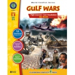 Classroom Complete Regular Education Social Studies Book: Gulf Wars Big Book, Grades - 5, 6, 7, 8
