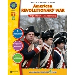 Classroom Complete Regular Education Social Studies Book: American Revolutionary War, Grades - 5, 6, 7, 8