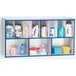 Jonti-Craft Diaper Organizer: Blue