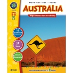 Classroom Complete Regular Education Social Studies Book: Australia, Grades - 5, 6, 7, 8