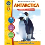 Classroom Complete Regular Education Social Studies Book: Antarctica, Grades - 5, 6, 7, 8