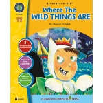 Classroom Complete Regular Education Literature Kit: Where the Wild Things Are, Grades - 1, 2