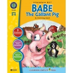 Classroom Complete Regular Education Literature Kit: Babe - The Gallant Pig,Grades - 3, 4