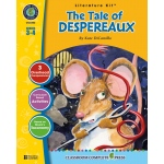 Classroom Complete Regular Education Literature Kit: The Tale of Despereaux, Grades - 3, 4