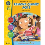 Classroom Complete Regular Education Literature Kit: Ramona Quimby, Age 8, Grades - 3, 4