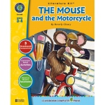 Classroom Complete Regular Education Literature Kit: The Mouse and the Motorcycle, Grades - 3, 4