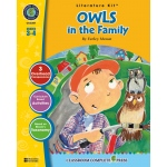 Classroom Complete Regular Education Literature Kit: Owls in the Family, Grades - 3, 4
