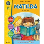 Classroom Complete Regular Education Literature Kit: Matilda, Grades - 3, 4