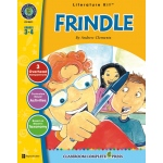Classroom Complete Regular Education Literature Kit: Frindle, Grades - 3, 4