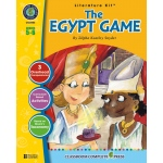 Classroom Complete Regular Education Literature Kit: The Egypt Game, Grades - 5, 6
