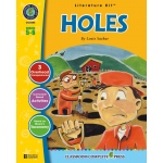 Classroom Complete Regular Education Literature Kit: Holes, Grades - 5, 6