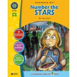 Classroom Complete Regular Education Literature Kit: Number the Stars,Grades - 5, 6