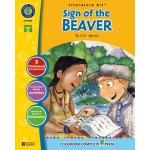Classroom Complete Regular Education Literature Kit: the Sign of the Beaver, Grades - 5, 6