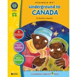 Classroom Complete Regular Education Literature Kit: Underground to Canada, Grades - 5, 6