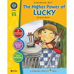 Classroom Complete Regular Education Literature Kit: the Higher Power of Lucky, Grades - 5, 6