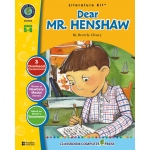 Classroom Complete Regular Education Literature Kit: Dear Mr. Henshaw, Grades - 5, 6