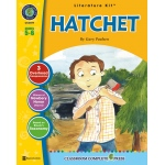Classroom Complete Regular Education Literature Kit: Hatchet, Grades - 5, 6