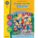 Classroom Complete Regular Education Literature Kit: Cheaper by the Dozen, Grades - 7, 8