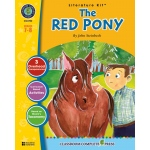Classroom Complete Regular Education Literature Kit: the Red Pony, Grades - 7, 8