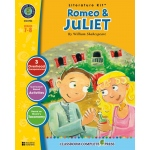 Classroom Complete Regular Education Literature Kit: Romeo & Juliet, Grades - 7, 8