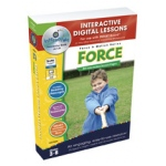 Classroom Complete IWB Software: Force, Digital Lesson Plans, Grades: 3, 4, 5, 6, 7, 8