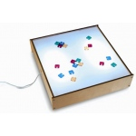 Whitney Brothers Light Box for Preschoolers