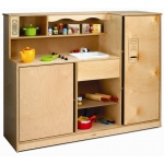 Whitney Brothers Preschool Kitchen Combo