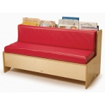 Whitney Brothers Comfy Single Reading Couch
