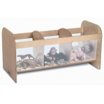 Whitney Brothers Toy Storage Box Stationary Dividers