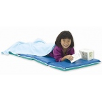 Heavyduty Kindermat 1x24x48 Blue Teal