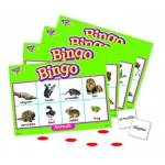 Animals Bingo Game