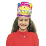 Birthday Crowns 2-Tier Cake 30/pk