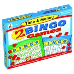 Time & Money Bingo