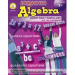 Jumpstarters For Algebra Gr 7