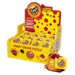 Rack Pop Crazy Cheese Display With 12 Games