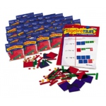 Algebra Tiles Classroom 30-Set 30 Student Sets