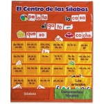 Spanish Syllables Pc W/ Cards Chart
