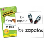 Flash Cards Palabras E 96/box Imagenes