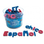 Spanish Magnetic Foam Learning Letters