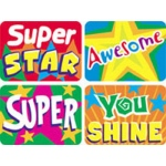 Applause Stickers Stars