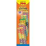 Applause Stickers 700/pk Great Rewards Acid-Free Jumbo Variety