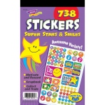 Sticker Pad Super Stars & Smiles