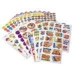 Super Assortment Sticker Pk 1000/pk
