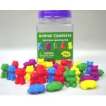 Animal Counters Tubbed