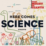 Here Comes Science Cd/dvd Set By They Might Be Giants