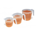 Liquid Measures Cup Pint Quart